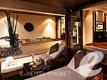 プーケット ヴィラコテージのホテル : アヤラ ヒルトップス リゾート & スパ(Ayara Hilltops Resort & Spa)のジュニア スイートルームの設備 Balcony