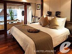 プーケット ヴィラコテージのホテル : アヤラ ヒルトップス リゾート & スパ(1)のお部屋「ジュニア スイート」