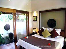 プーケット ヴィラコテージのホテル : アヤラ ヒルトップス リゾート & スパ(1)のお部屋「デラックス コートヤード スイ ート 2ベッドルーム」