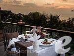 プーケット ヴィラコテージのホテル : アヤラ ヒルトップス リゾート & スパ(Ayara Hilltops Resort & Spa)のスーパー デラックス コートヤード スイートルームの設備 Balcony
