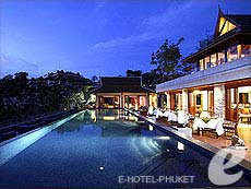 Ayara Kamala Resort & Spa, Beach Front, Phuket