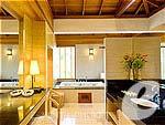 プーケット その他・離島のホテル : アヤラ カマラ リゾート & スパ(Ayara Kamala Resort & Spa)のグランド デラックス オーシャン ビュー ウィズ プールルームの設備 Bath Room