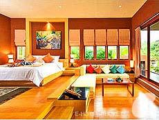 プーケット その他・離島のホテル : アヤラ カマラ リゾート & スパ(1)のお部屋「グランド デラックス オーシャン ビュー ウィズ プール」