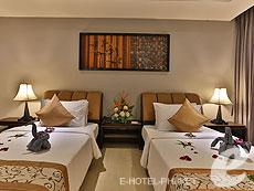 プーケット その他・離島のホテル : アヤラ カマラ リゾート & スパ(1)のお部屋「ファミリー プールアクセス 2ベッドルーム スイート」