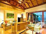 プーケット その他・離島のホテル : アヤラ カマラ リゾート & スパ(Ayara Kamala Resort & Spa)のグランド プール ヴィラ オーシャン ビュールームの設備 Dinning Area