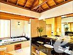 プーケット その他・離島のホテル : アヤラ カマラ リゾート & スパ(Ayara Kamala Resort & Spa)のグランド プール ヴィラ オーシャン ビュールームの設備 Bath Room
