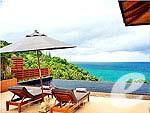 プーケット その他・離島のホテル : アヤラ カマラ リゾート & スパ(Ayara Kamala Resort & Spa)のグランド プール ヴィラ オーシャン ビュールームの設備 Terrace