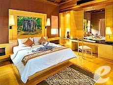 プーケット その他・離島のホテル : アヤラ カマラ リゾート & スパ(1)のお部屋「グランド プール ヴィラ オーシャン ビュー」