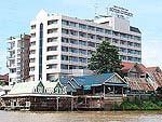 Exterior : Ayothaya Riverside Hotel, Riveride, Phuket