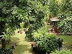 バンコク リバーサイドのホテル : アユタヤ ガーデン リバー ホーム 「Garden」