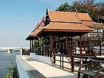 バンコク アユタヤのホテル : アユタヤ ガーデン リバー ホーム 「River View」