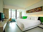 プーケット カップル&ハネムーンのホテル : B レイ トン プーケット(B-Lay Tong Phuket)のデラックスルームの設備 Room View