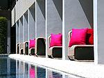 プーケット ファミリー&グループのホテル : B レイ トン プーケット(B-Lay Tong Phuket)のプールアクセス デラックスルームの設備 Pool Access