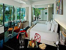 プーケット ファミリー&グループのホテル : B レイ トン プーケット(1)のお部屋「プレミアム ジャグジー スイート」