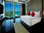 プーケット ファミリー&グループのホテル : B レイ トン プーケット(B-Lay Tong Phuket)のプレジデンタル スイートルームの設備 Room View