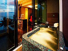 プーケット スパ併設のホテル : B レイ トン プーケット(1)のお部屋「プレジデンタル スイート」