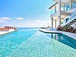 サムイ島 チョンモーンビーチのホテル : バーン ボー カオ(Baan Bon Khao)の5ベッドルームルームの設備 Private Pool