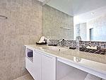サムイ島 チョンモーンビーチのホテル : バーン ボー カオ(Baan Bon Khao)の5ベッドルームルームの設備 Bath Room