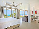 サムイ島 チョンモーンビーチのホテル : バーン ボー カオ(Baan Bon Khao)の6ベッドルームルームの設備 Bedroom