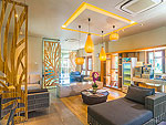 Lounge : Baan Haad Ngam Boutique Resort, Beach Front, Phuket