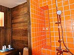 Bath Room : Deluxe Suite at Baan Ploy Sea, Beach Front, Pattaya