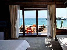 Deluxe Suite : Baan Ploy Sea, Beach Front, Pattaya