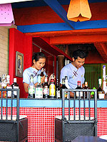 Bar : Baan Samui Resort, Chaweng Beach, Phuket