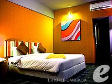 バンコク サイアム・プラトゥーナムのホテル : バイヨーク ブティック ホテル(Baiyoke Boutique Hotel)のお部屋「デラックス」