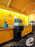 Reception : Baiyoke Sky Hotel, Long Stay, Phuket