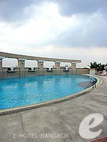 Swimming Pool : Baiyoke Sky Hotel, Fitness Room, Phuket