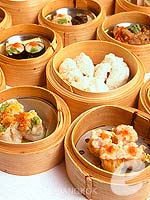 Chinese Food : Baiyoke Sky Hotel, Swiming Pool, Phuket