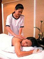 Massage Room : Baiyoke Sky Hotel, Long Stay, Phuket