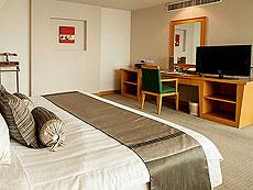 バンコク サイアム・プラトゥーナムのホテル : バイヨーク スカイ ホテル(Baiyoke Sky Hotel)のお部屋「プレジデンタル スイート シングル(スペースゾーン)」