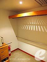 バンコク サイアム・プラトゥーナムのホテル : バイヨーク スカイ ホテル(Baiyoke Sky Hotel)のラン オブ ザ ハウス ツイン(スタンダード ゾーン)ルームの設備 Room View
