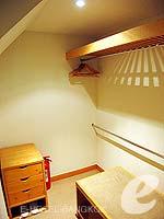 バンコク サイアム・プラトゥーナムのホテル : バイヨーク スカイ ホテル(Baiyoke Sky Hotel)のスーペリア スイート シングル(スタンダード ゾーン)ルームの設備 Room View