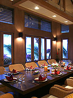Restaurant : Banana Fan Sea Resort, 2 Bedrooms, Phuket