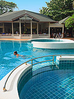 Swimming Pool : Banana Fan Sea Resort, 2 Bedrooms, Phuket