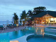 Hotels in Samui / Banana Fan Sea Resort