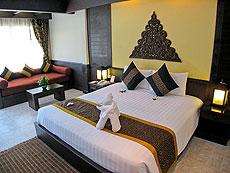 サムイ島 チャウエンビーチのホテル : バナナ ファン シー リゾート(1)のお部屋「スーペリア」