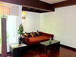 サムイ島 チャウエンビーチのホテル : バナナ ファン シー リゾート(Banana Fan Sea Resort)のプール スタジオルームの設備 Room View