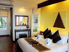 サムイ島 チャウエンビーチのホテル : バナナ ファン シー リゾート(1)のお部屋「エグゼクティブ スイート」