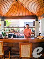 Lobby Bar : Bandara Resort & Spa Samui, Bophut Beach, Phuket