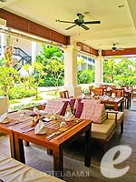 Main Restaurant : Bandara Resort & Spa Samui, Bophut Beach, Phuket