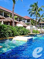 Garden Pool : Bandara Resort & Spa Samui, Bophut Beach, Phuket