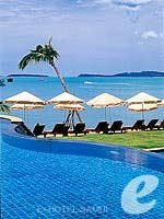 Beachfront Pool : Bandara Resort & Spa Samui, Bophut Beach, Phuket