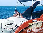 Speed Boat : Bandara Resort & Spa Samui, Bophut Beach, Phuket