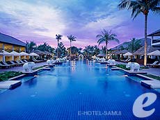 Bandara Resort & Spa Samui, Beach Front, Phuket