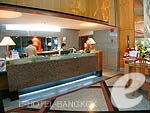 Reception : Bandara Suite Silom Bangkok, Free Joiner Charge, Phuket