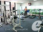 Fitness Gym : Bandara Suite Silom Bangkok, Swiming Pool, Phuket