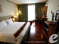 バンコク シーロム・サトーン周辺のホテル : バンダラ スイート シーロム バンコク(Bandara Suite Silom Bangkok)のお部屋「スーペリア」